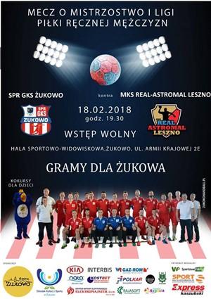 SPR GKS - Leszno 17-02