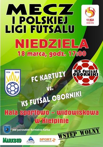 FC Kartuzy - Futsal Oborniki