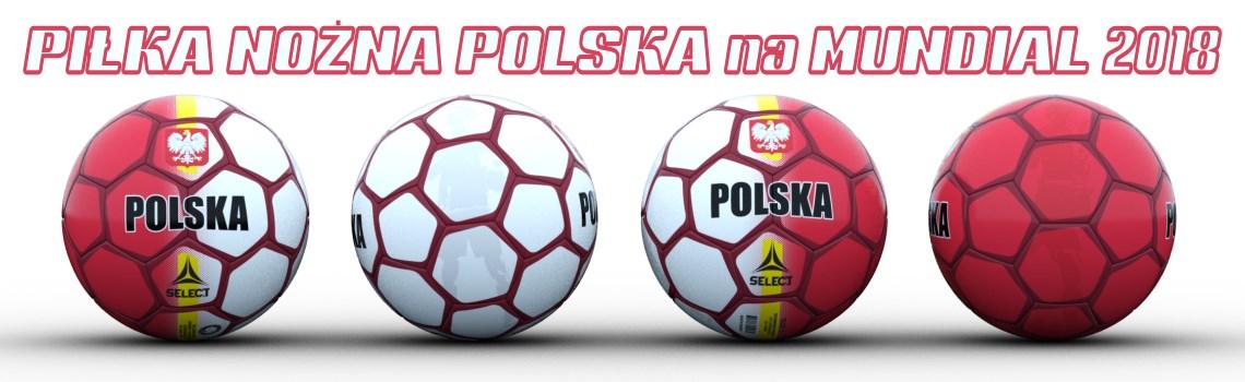Piłka nożna mundial Polska Select