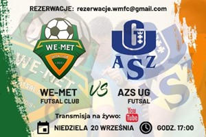 We - Met - AZS UG